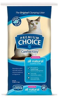 Picture of CAT LITTER - NATURAL UNSCENTED 50#