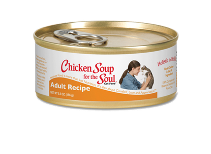 Chicken Soup Adult Cat Canned 5.5 oz