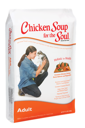 Chicken Soup for the Soul adult cat 15#