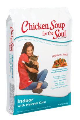 chicken soup for the soul indoor cat 5#