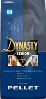 Blue Seal dynasty senior pellet 50#